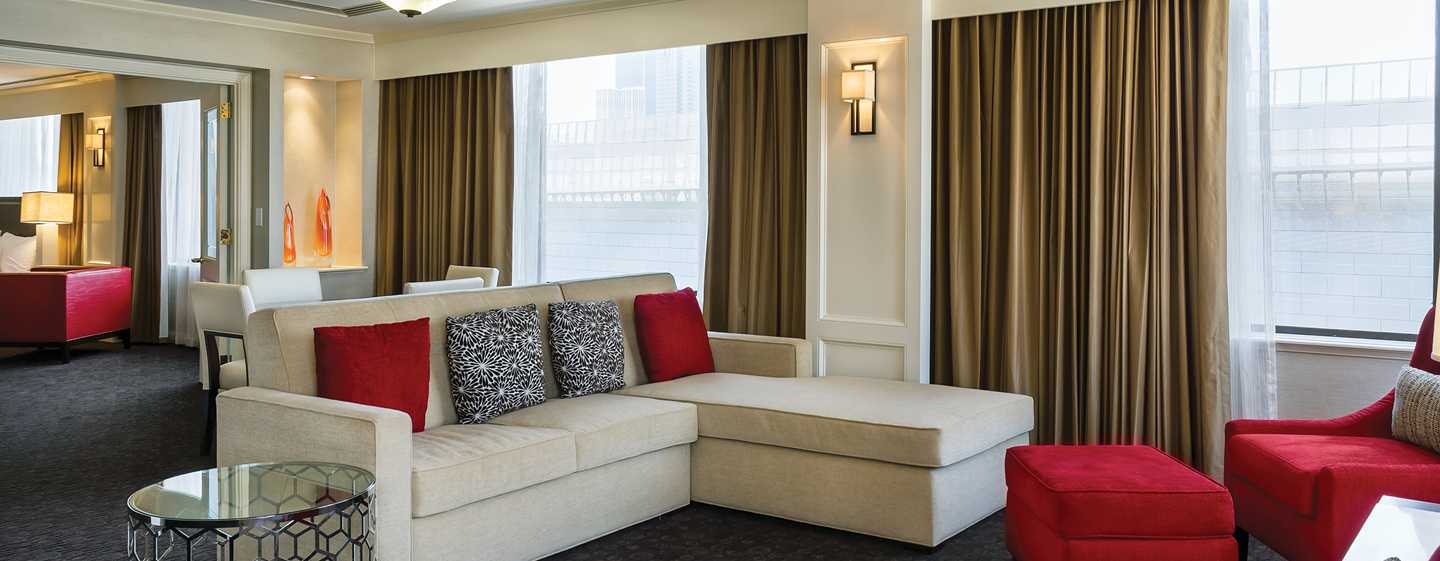 Hotel DoubleTree by Hilton Los Angeles Downtown, EUA - Suite Governor