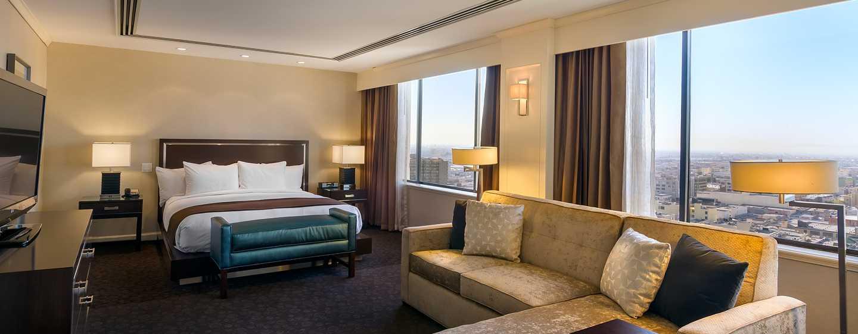 DoubleTree by Hilton Hotel Los Angeles Downtown, É. U. - Chambre de la suite présidentielle