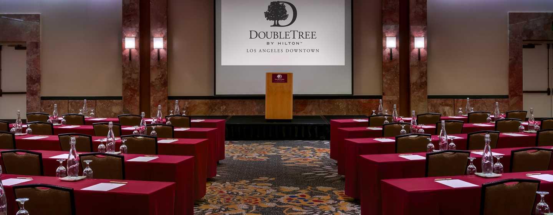 DoubleTree by Hilton Hotel Los Angeles Downtown, É. U - Espace de réunion