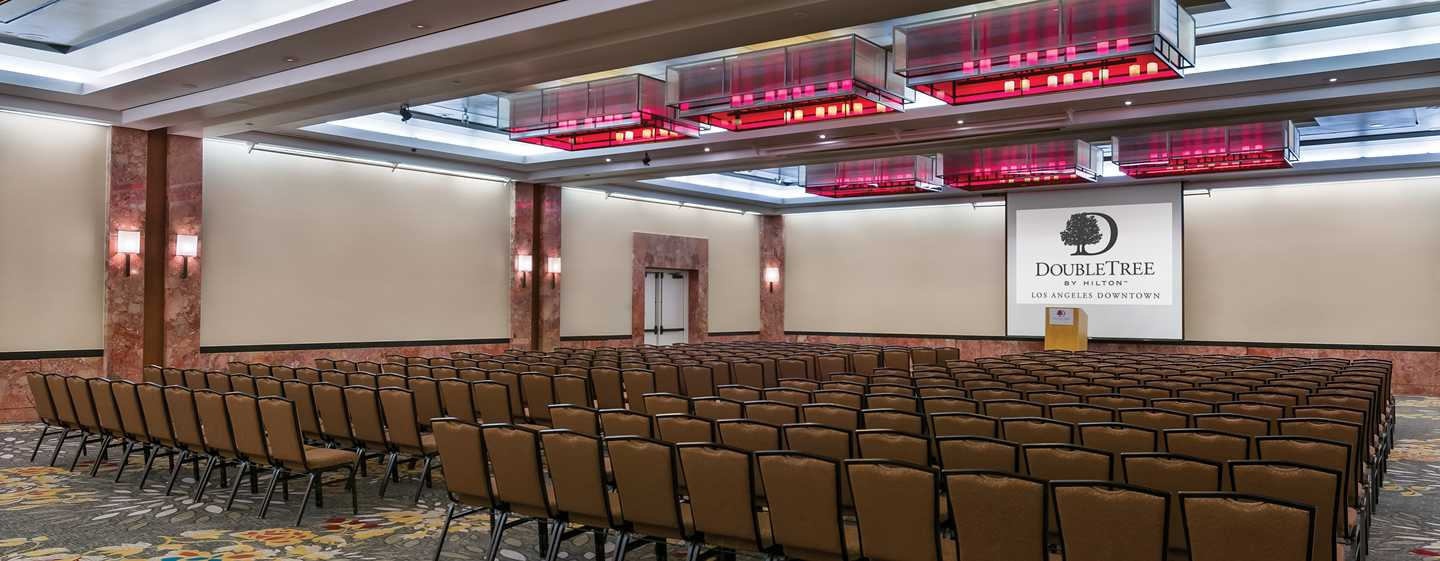 DoubleTree by Hilton Hotel Los Angeles Downtown, Vereinigte Staaten - Goldener Ballsaal