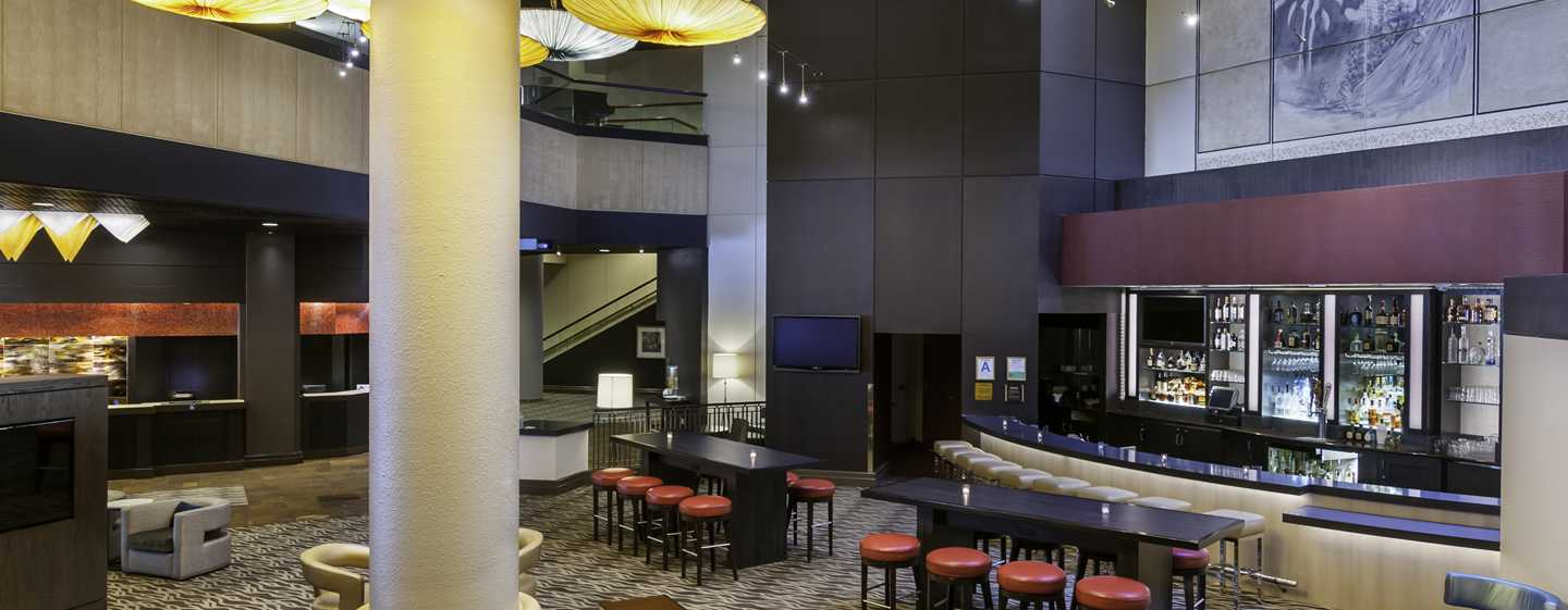 Hotel DoubleTree by Hilton Los Angeles Downtown, EUA - Rendezvous Lounge