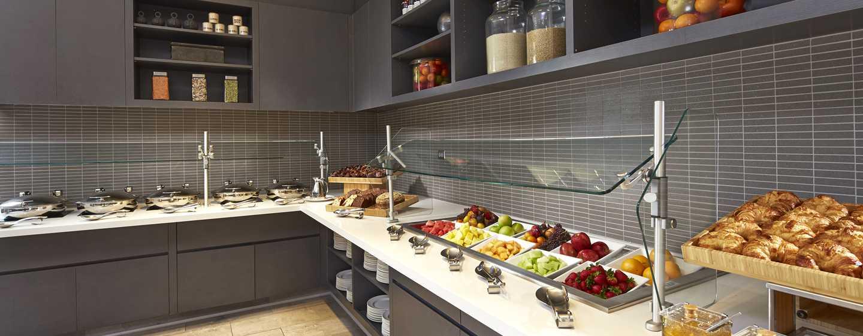 Hotel MdR Marina del Rey - a DoubleTree by Hilton, Kalifornien, Vereinigte Staaten - Frühstücksbuffet