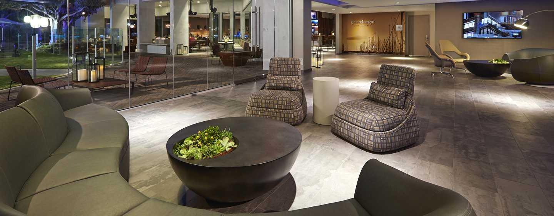 Hotel MdR Marina del Rey - a DoubleTree by Hilton, Kalifornien, Vereinigte Staaten - Hotel-Lobby