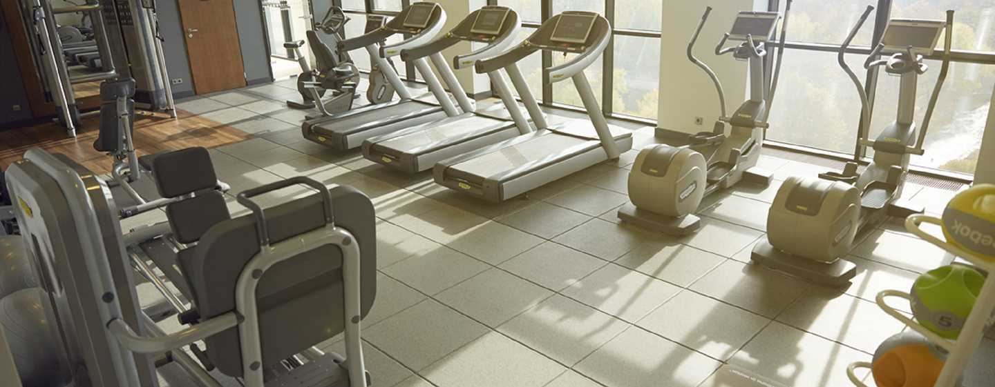 DoubleTree by Hilton Hotel Lodz, Polen – Fitness Center