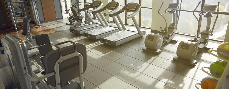 DoubleTree by Hilton Hotel Łódź, Polska – Centrum fitness