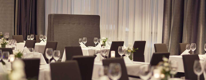 DoubleTree by Hilton Hotel Łódź, Polska – Restauracja