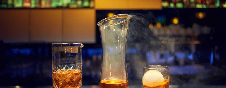 DoubleTree by Hilton Hotel Łódź, Polska – Szklanki do whisky