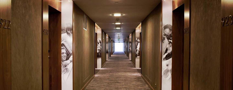 DoubleTree by Hilton Hotel Łódź, Polska – Hall