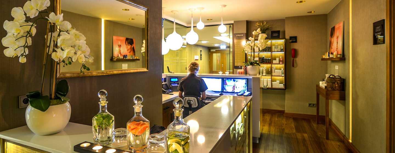 DoubleTree by Hilton Hotel Łódź, Polska – Recepcja hotelowa