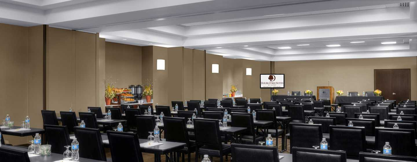 Hotel DoubleTree Suites by Hilton New York City - Times Square - Nueva York, NY - Sala Hudson