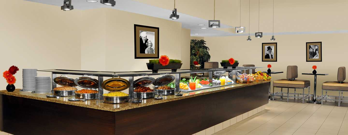 Hotel DoubleTree Suites by Hilton New York City - Times Square - Nueva York, NY - Gingers Buffet