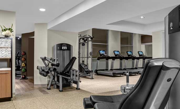 Hotel DoubleTree Suites by Hilton New York City - Times Square - Nueva York, NY - Gimnasio