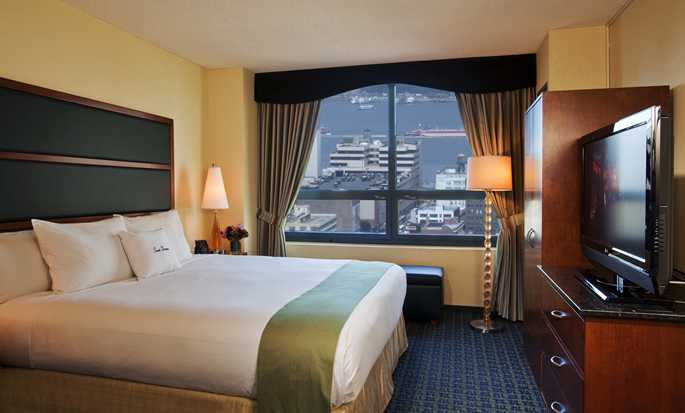Hotel DoubleTree Suites by Hilton New York City - Times Square - Nueva York, NY - Habitación con cama king