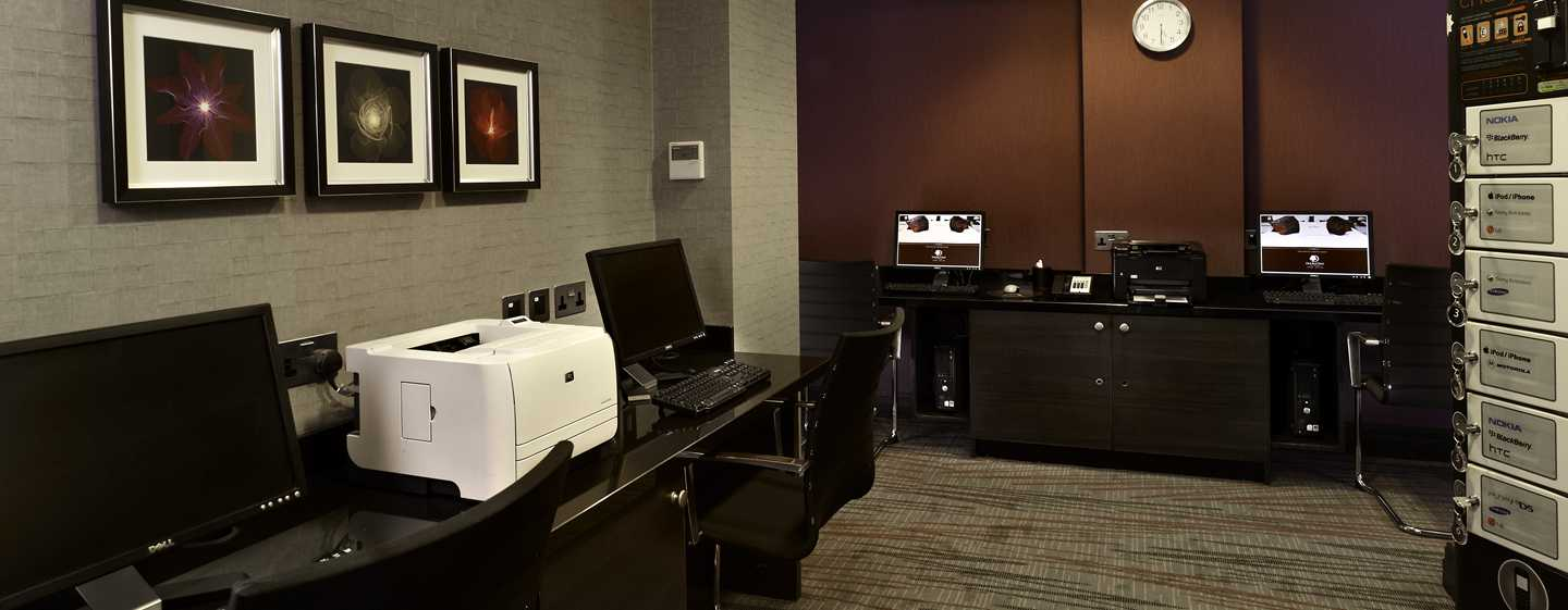DoubleTree by Hilton Hotel London - West End, Regno Unito - Business center