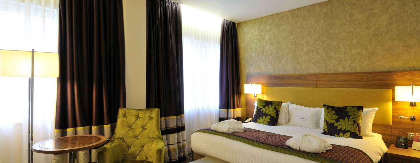 DoubleTree by Hilton Hotel London - West End, Regno Unito - Camera Executive