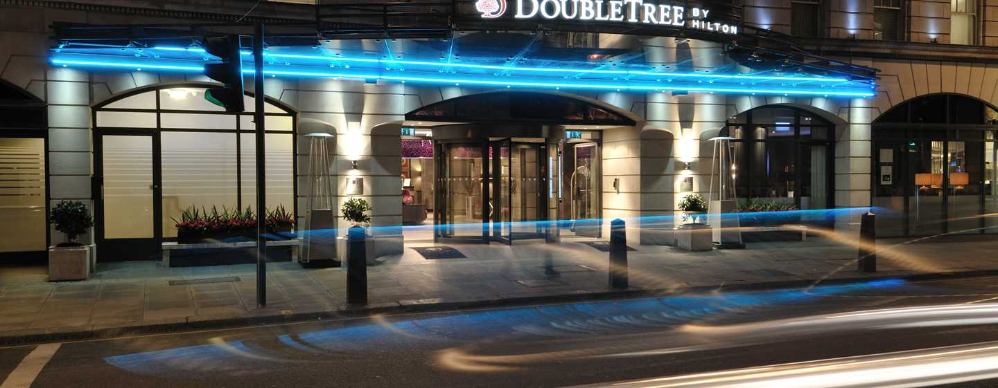 Hotel DoubleTree by Hilton London - West End, Reino Unido - Fachada del hotel