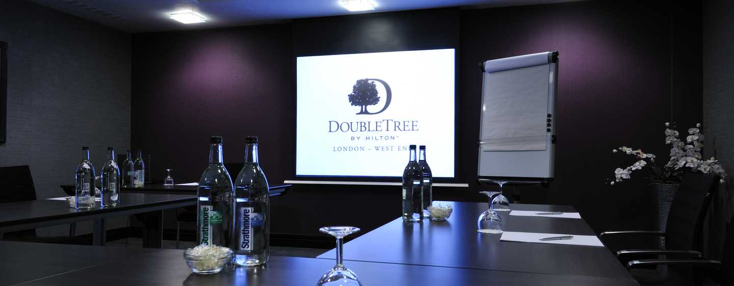 DoubleTree by Hilton Hotel London - West End, Regno Unito - Sala meeting