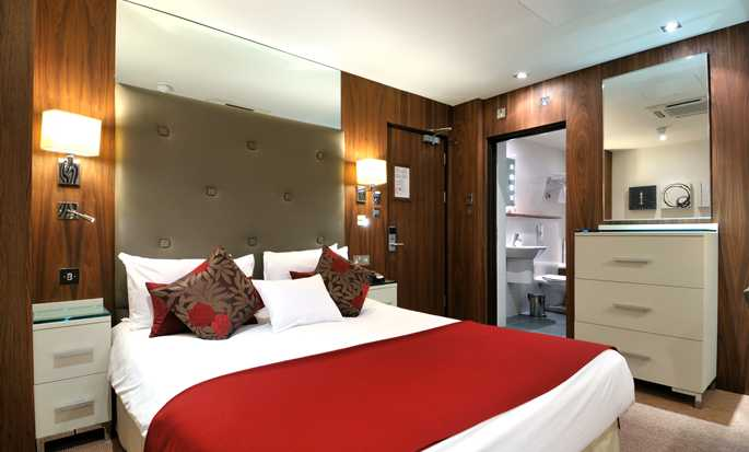 DoubleTree by Hilton Hotel London - West End, Regno Unito - Camera Deluxe doppia