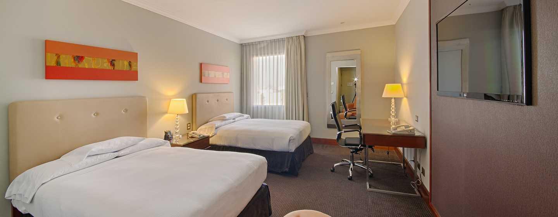 El Pardo DoubleTree by Hilton, Perú - Habitacion con dos camas queen
