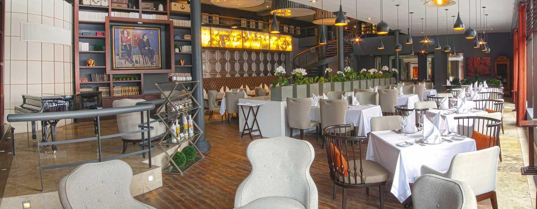 El Pardo DoubleTree by Hilton, Perú - Restaurante El Lobby del Pardo