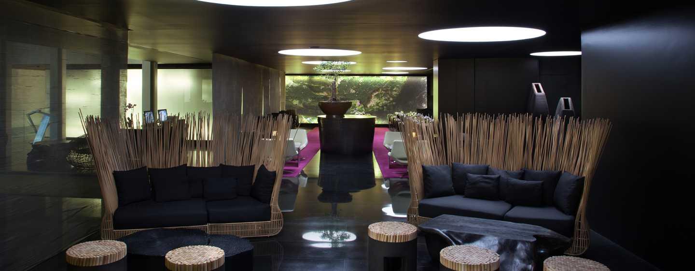 Hôtel DoubleTree by Hilton Hotel Lisbon - Fontana Park, Portugal - Bar-salon Fontana
