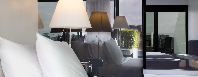Hotel DoubleTree by Hilton Lisbon – Fontana Park, Portugal – Quarto King