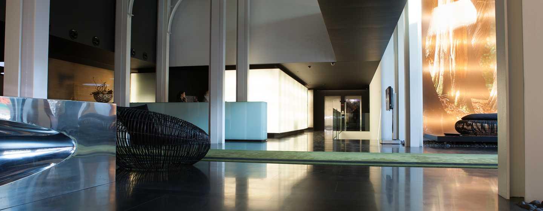 Hotel DoubleTree by Hilton Lisbon – Fontana Park, Portugal – Área do lobby