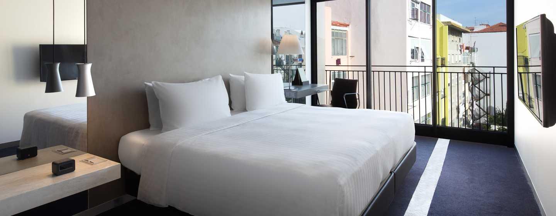 Hotel DoubleTree by Hilton Lisbon – Fontana Park, Portugal – Quarto Superior