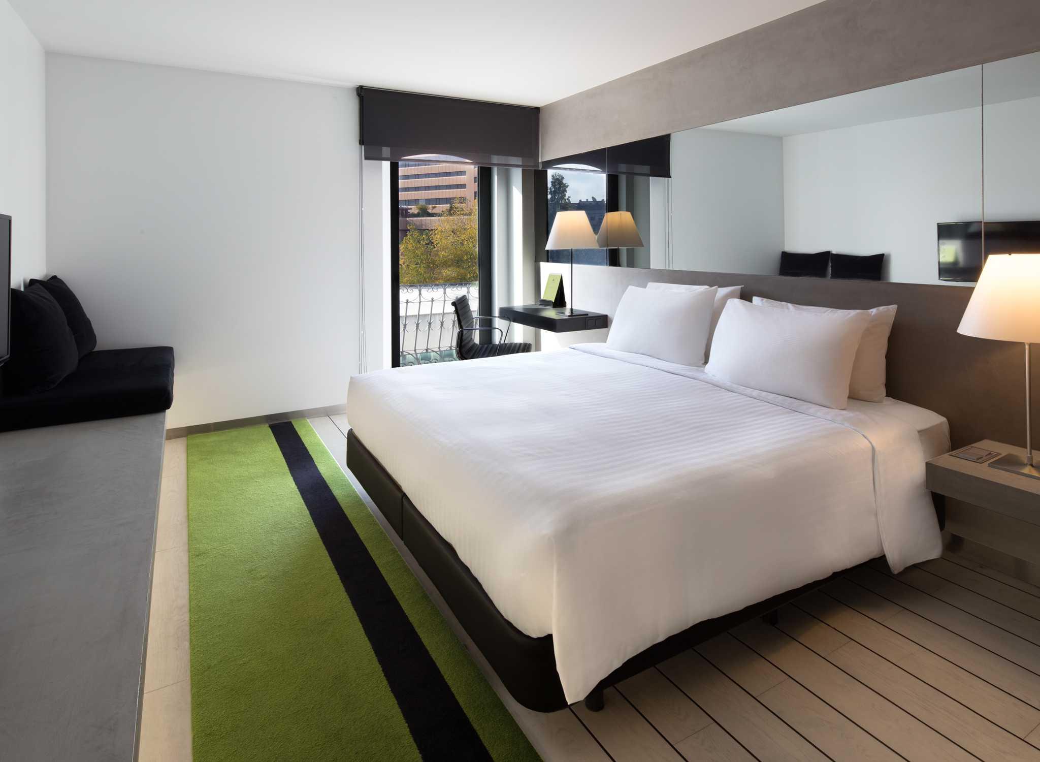 Hotels in Lissabon – DoubleTree Hotel Lisbon Fontana Park
