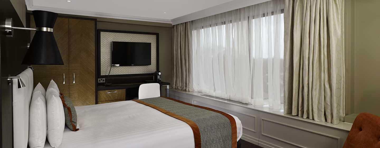 DoubleTree by Hilton Hotel London – Hotel no Hyde Park, Grã-Bretanha – Quarto King Deluxe