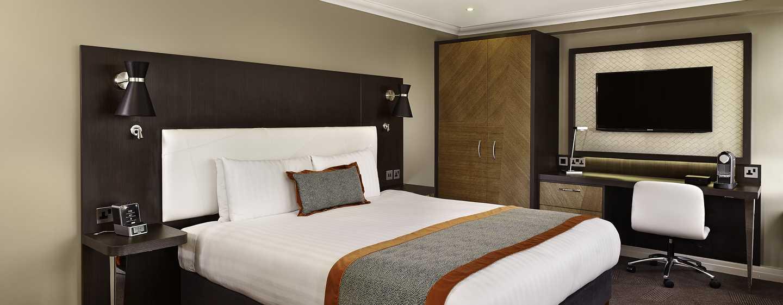 DoubleTree by Hilton Hotel London – Hyde Park, Reino Unido – Quarto king
