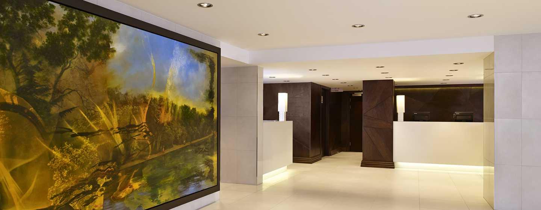DoubleTree by Hilton Hotel London – Hyde Park, Reino Unido – Lobby