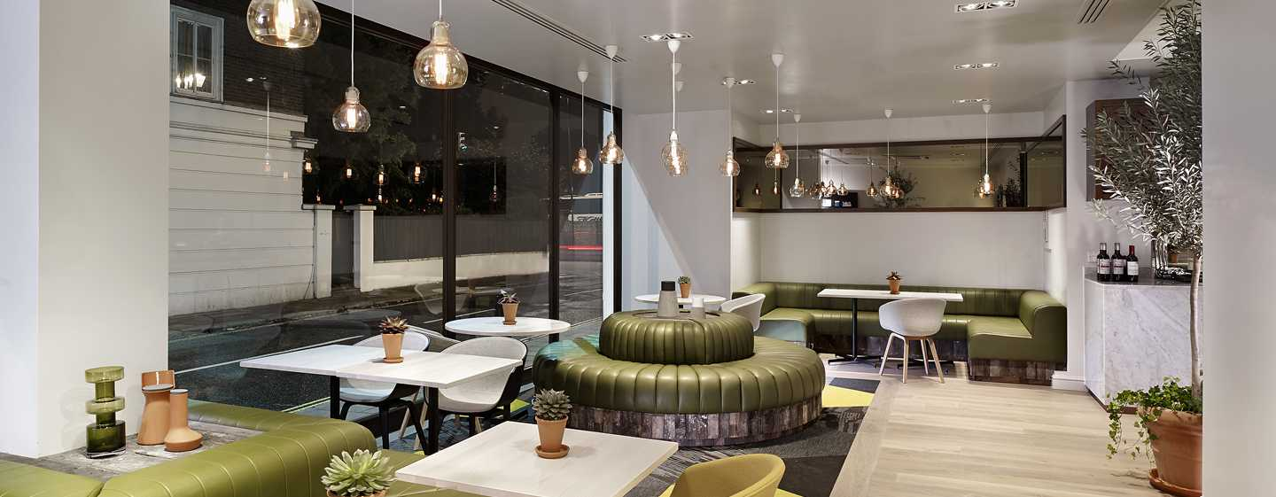 DoubleTree by Hilton Hotel London - Hyde Park, Regno Unito - Ristorante Urban Meadow