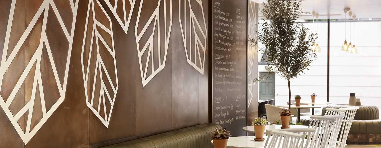 DoubleTree by Hilton Hotel London – Hyde Park, Reino Unido – Restaurante Urban Meadow
