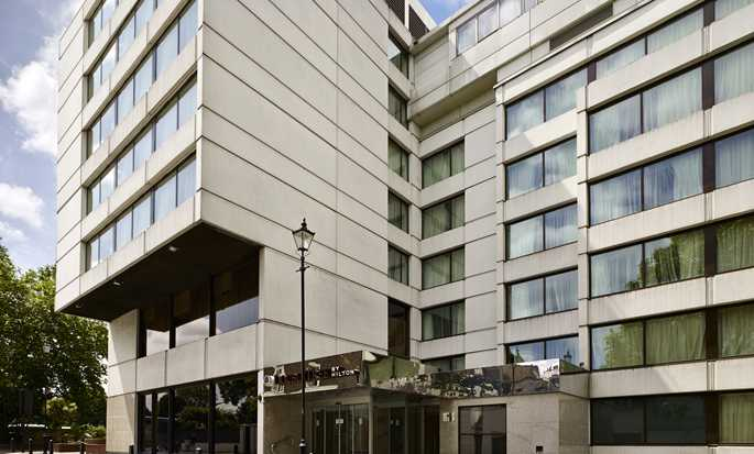 DoubleTree by Hilton Hotel London – Hotel no Hyde Park, Grã-Bretanha – Exterior do hotel