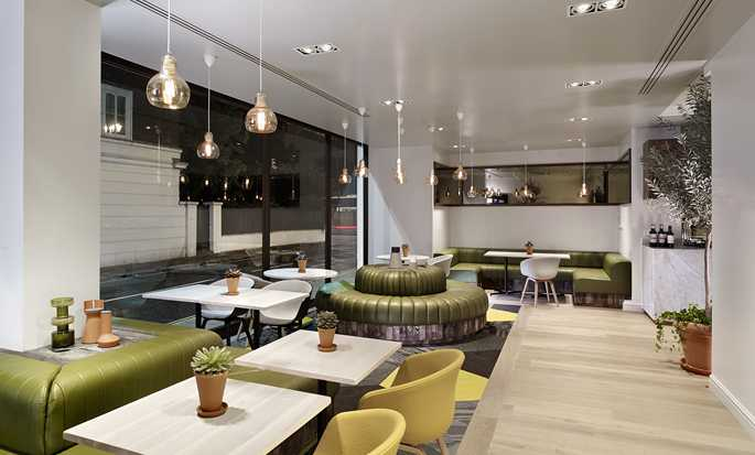 DoubleTree by Hilton Hotel London – Hotel no Hyde Park, Grã-Bretanha – Restaurante Urban Meadow