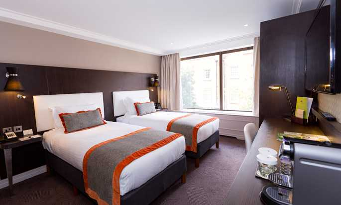 Hotel Doubletree By Hilton London Hyde Park