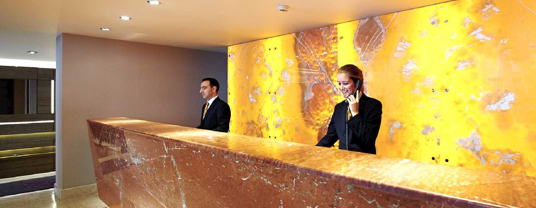 DoubleTree by Hilton London – Kensington Hotel, Großbritannien – Lobby