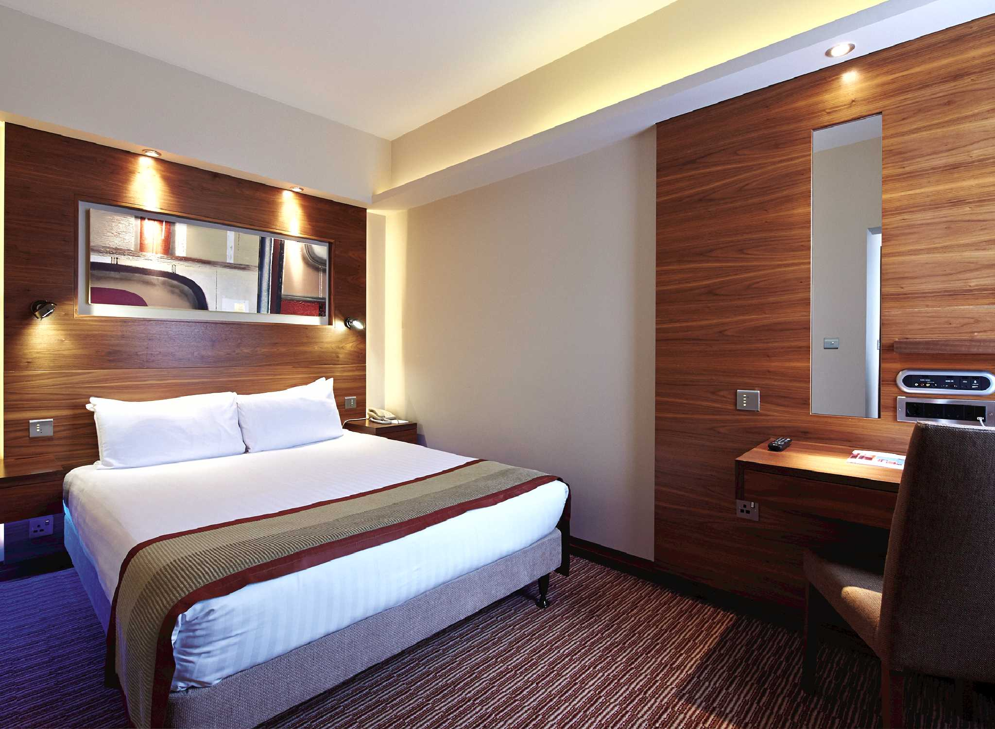 Htel doubletree by hilton london kensington royaumeuni for Chambre london