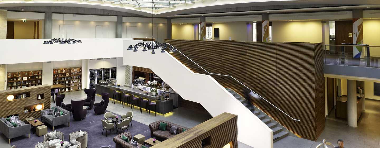 Hôtel DoubleTree by Hilton Hotel London - Tower of London, Royaume-Uni - Atrium