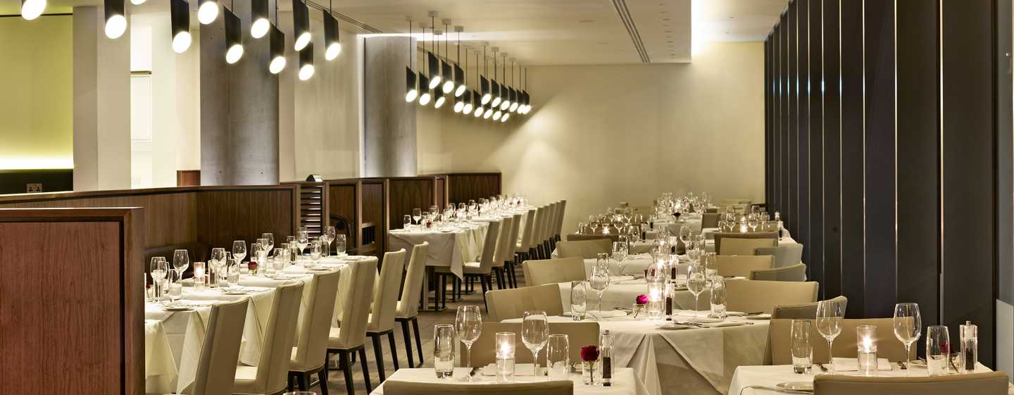 Hôtel DoubleTree by Hilton Hotel London - Tower of London, Royaume-Uni - City Café