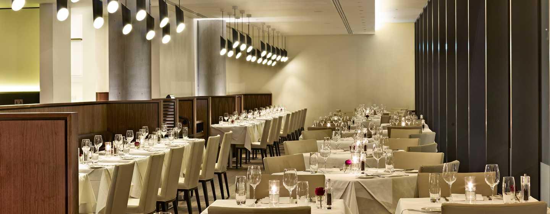 Hôtel DoubleTree by Hilton Hotel London - Tower of London, Royaume-Uni - City Café
