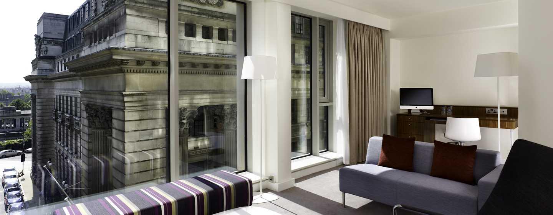 Hôtel DoubleTree by Hilton Hotel London - Tower of London, Royaume-Uni - Suite City avec très grand lit