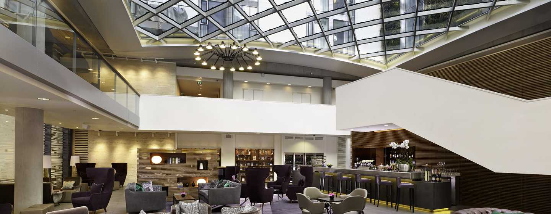 Hôtel DoubleTree by Hilton Hotel London - Tower of London, Royaume-Uni - Bar du hall