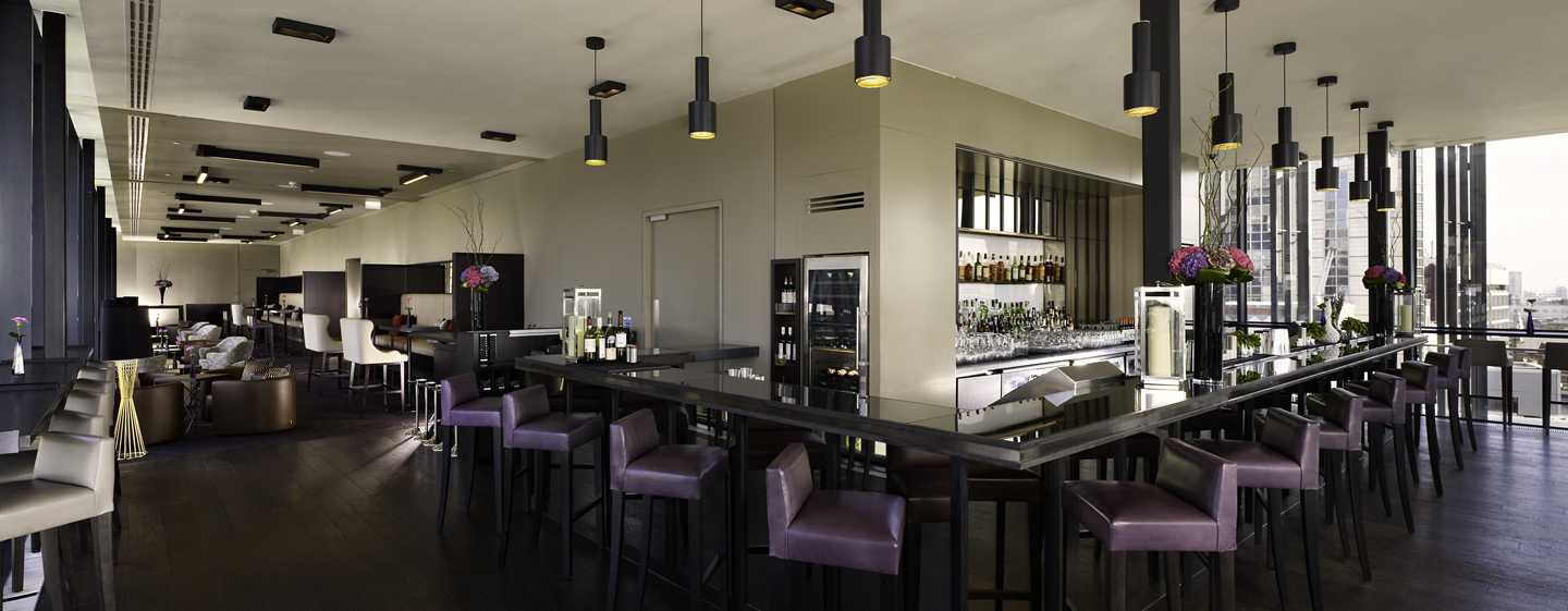 Hôtel DoubleTree by Hilton Hotel London - Tower of London, Royaume-Uni - Bar Skylounge