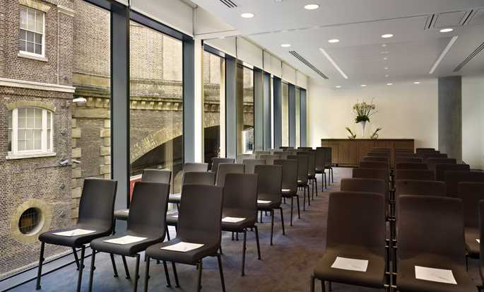 Hotel DoubleTree by Hilton London - Tower of London, Reino Unido - Sala de reuniones