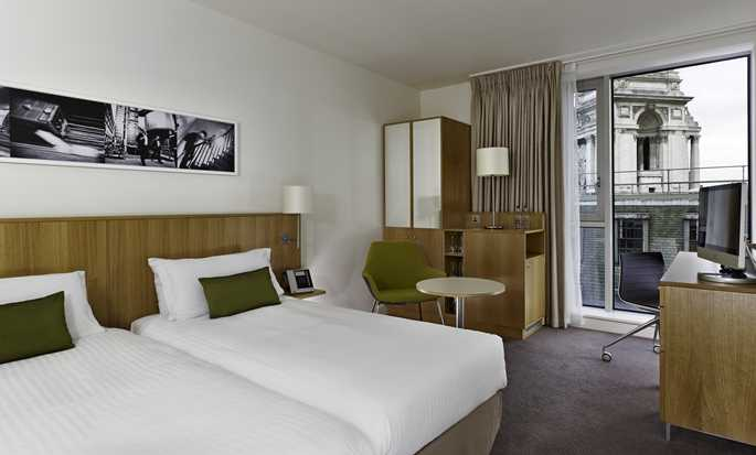 DoubleTree by Hilton Hotel London - Tower of London, Verenigd Koninkrijk - Tweepersoonskamer