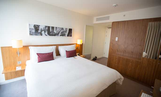 DoubleTree by Hilton Hotel London - Tower of London, Regno Unito - Camera con letto king size