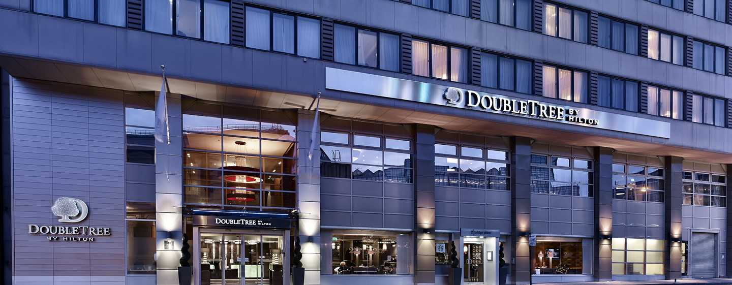 DoubleTree by Hilton Hotel London - Victoria, VK - Buitenkant hotel