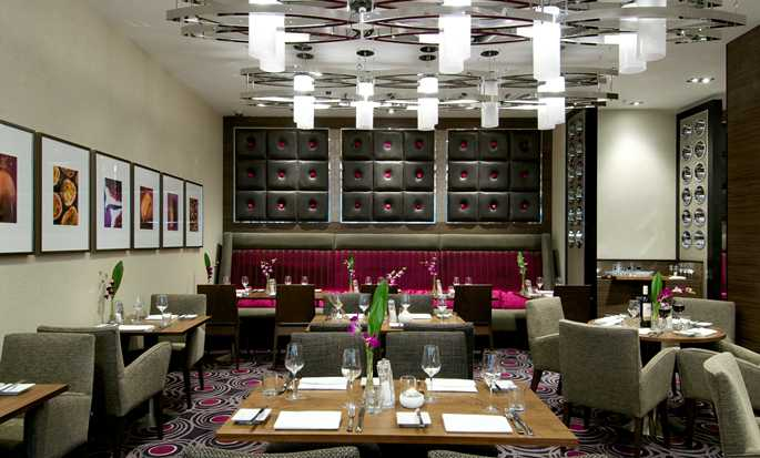 Hôtel DoubleTree by Hilton Hotel London - Victoria, Royaume-Uni - Restaurant 2 Bridge Place